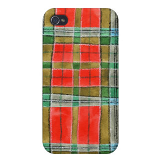 MacBain Tartan iPhone 4 Case