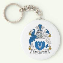 MacBarnet Family Crest Keychain