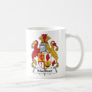 MacBean Family Crest Coffee Mugs