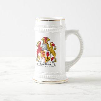 MacBean Family Crest Mug