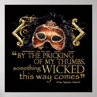Macbeth algo cita traviesa versión del oro poster
