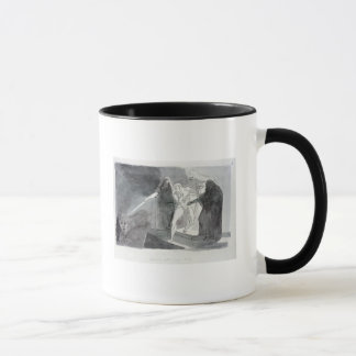 Macbeth and the Armed Head Mug