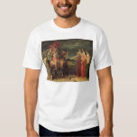 Macbeth and the Three Witches, 1855 Shirt