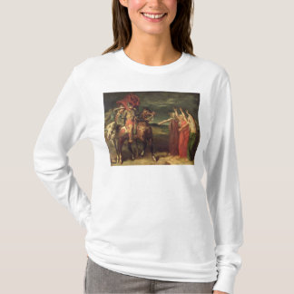 Macbeth and the Three Witches, 1855 T-Shirt