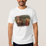 Macbeth and the Three Witches, 1855 Tee Shirt