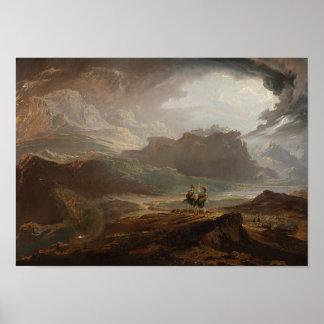 Macbeth at Dunsinane Print