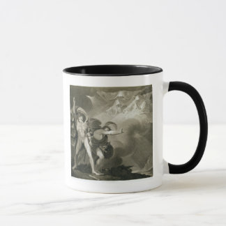 Macbeth, Banquo and the Three Witches on the Heath Mug