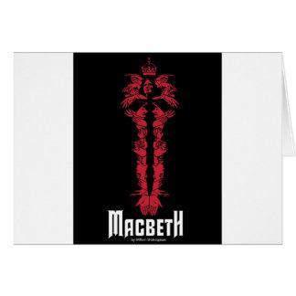 Macbeth Card