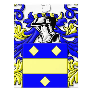 MacBeth Coat of Arms Letterhead