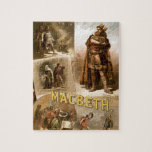 Macbeth de William Shakespeare Rompecabezas Con Fotos