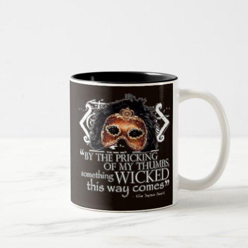 Macbeth Quote Mug