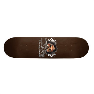 Macbeth Quote Skateboard Deck