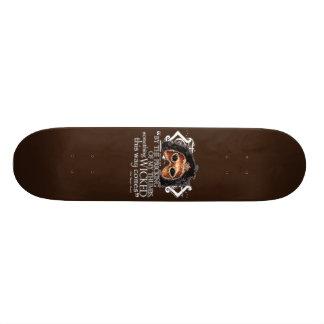Macbeth Quote Skateboard Deck