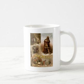 Macbeth, The Play Coffee Mug