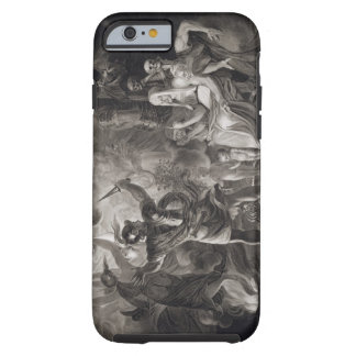 Macbeth, the Three Witches and Hecate in Act IV, S Tough iPhone 6 Case