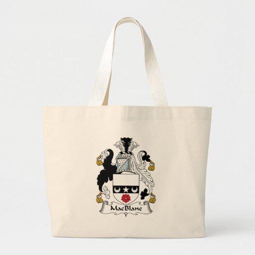 MacBlane Family Crest Bag