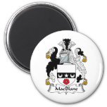 MacBlane Family Crest Magnets