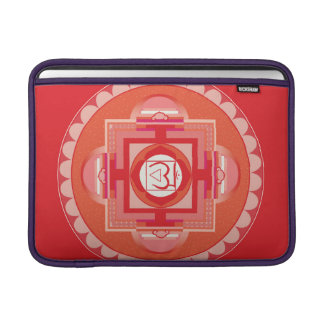 MacBook air 13 Mandala Chakra Sleeve For MacBook Air