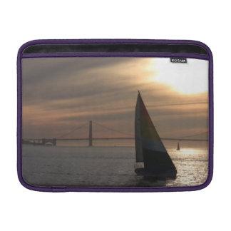 Macbook Air case, San Francisco Golden Gate Bridge MacBook Sleeve