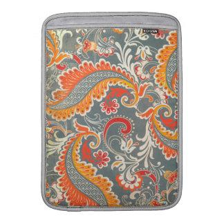 MacBook Air Rickshaw Sleeve -- Floral iPad Sleeve