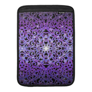 Macbook Air Sleeve Floral abstract background