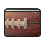 Macbook Air Sleeve - Football Laces Live at Zazzle