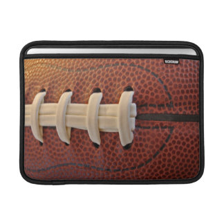 MacBook Air Sleeve - Football Laces Live