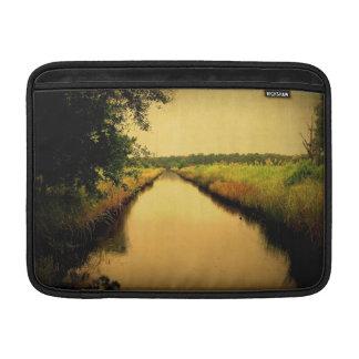MacBook Air Sleeve Vintage Lowcountry Scenery