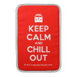 [Campervan] keep calm and chill out  MacBook Air sleeves