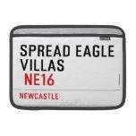 spread eagle  villas   MacBook Air Sleeves (landscape)