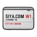 SIYA.COM  MacBook Air Sleeves (landscape)