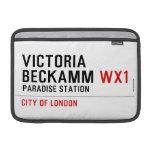 Victoria  Beckamm  MacBook Air Sleeves (landscape)