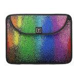 macbook del brillo del arco iris favorable fundas macbook pro