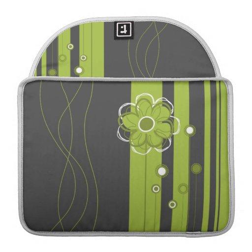MacBook floral de moda Funda Macbook Pro