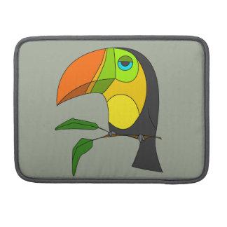 """Macbook Pro 13"""" toucan Sleeve For MacBook Pro"""