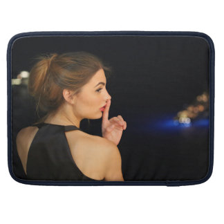 "Macbook Pro 15"" Secret Girl Sleeve For MacBooks"
