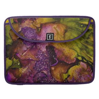 MacBook Pro 15 sleeve - Wild Garden collection