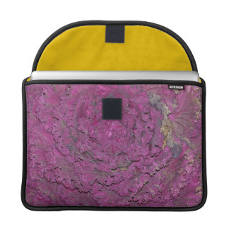MacBook Pro (Flap Sleeve) with purple cabbage Sleeves For MacBook Pro