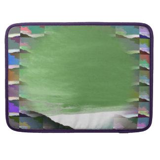 MacBook Pro la bolsa con representación multicolor Fundas Para Macbook Pro