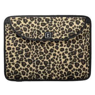 MacBook Pro Sleeve - Leopard Fur