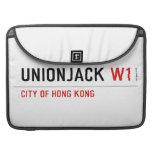 UnionJack  MacBook Pro Sleeves