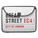 Bread Street  MacBook Pro Sleeves