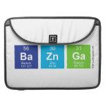 BaZnGa  MacBook Pro Sleeves