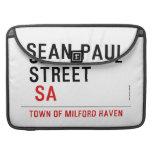 Sean paul STREET   MacBook Pro Sleeves