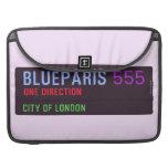BlueParis  MacBook Pro Sleeves