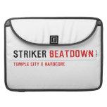 STRIKER  MacBook Pro Sleeves