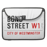 BOND STREET  MacBook Pro Sleeves