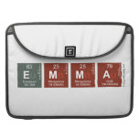 Emma  MacBook Pro Sleeves