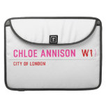Chloe annison   MacBook Pro Sleeves