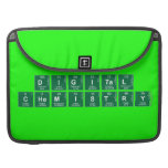Digital Chemistry  MacBook Pro Sleeves